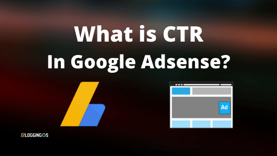 What is CTR in Google adsense and how to check the CTR in adsense