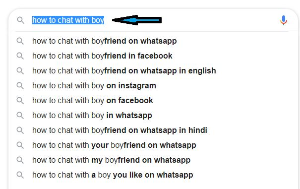How to chat with boyfriend niche blog that make smoney