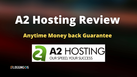 A2 Hosting Reviews Bloggingos