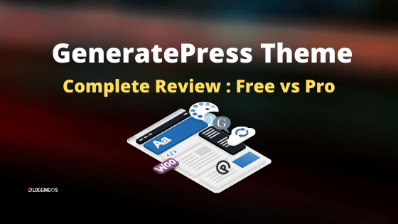 Generatepress Review 2020 Theme