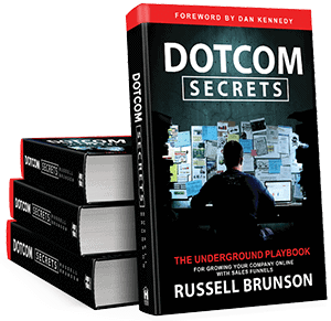DOT COM Secret book Russel  Brunson