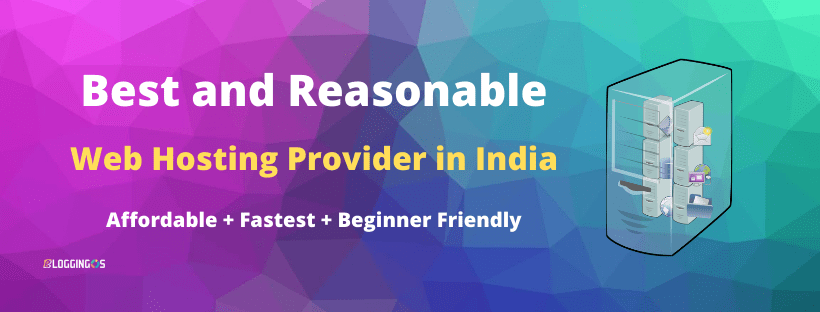 Which is the best and reasonable web hosting service provider in India?