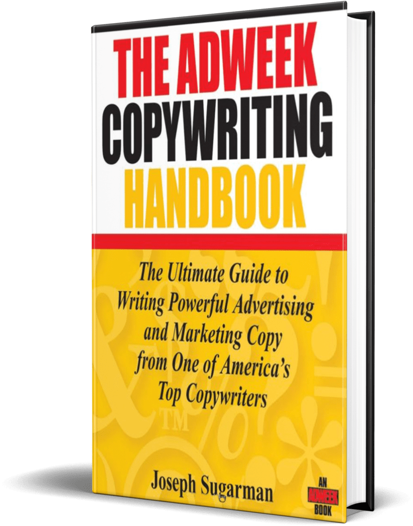 Copywriting book by Joseph Sugarman
