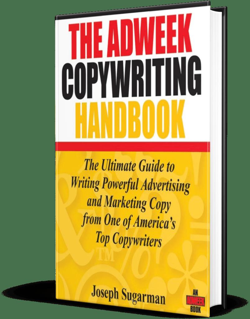 Copywriting book by Joseph Sugarman