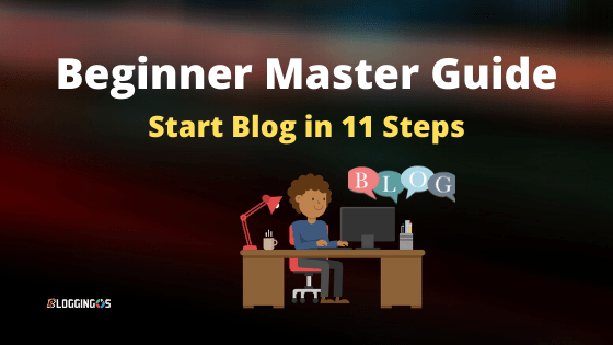 How to start a blog beginner guide