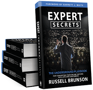 Expert Secret by Russel Brunson
