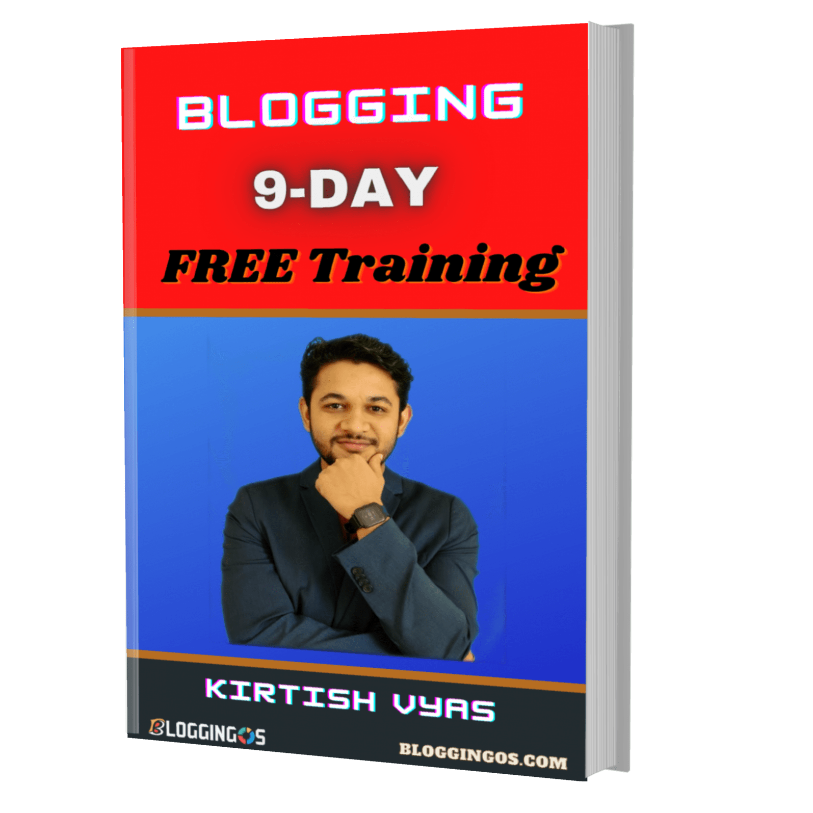 MR VYAS Blogging 9 Day Free Training