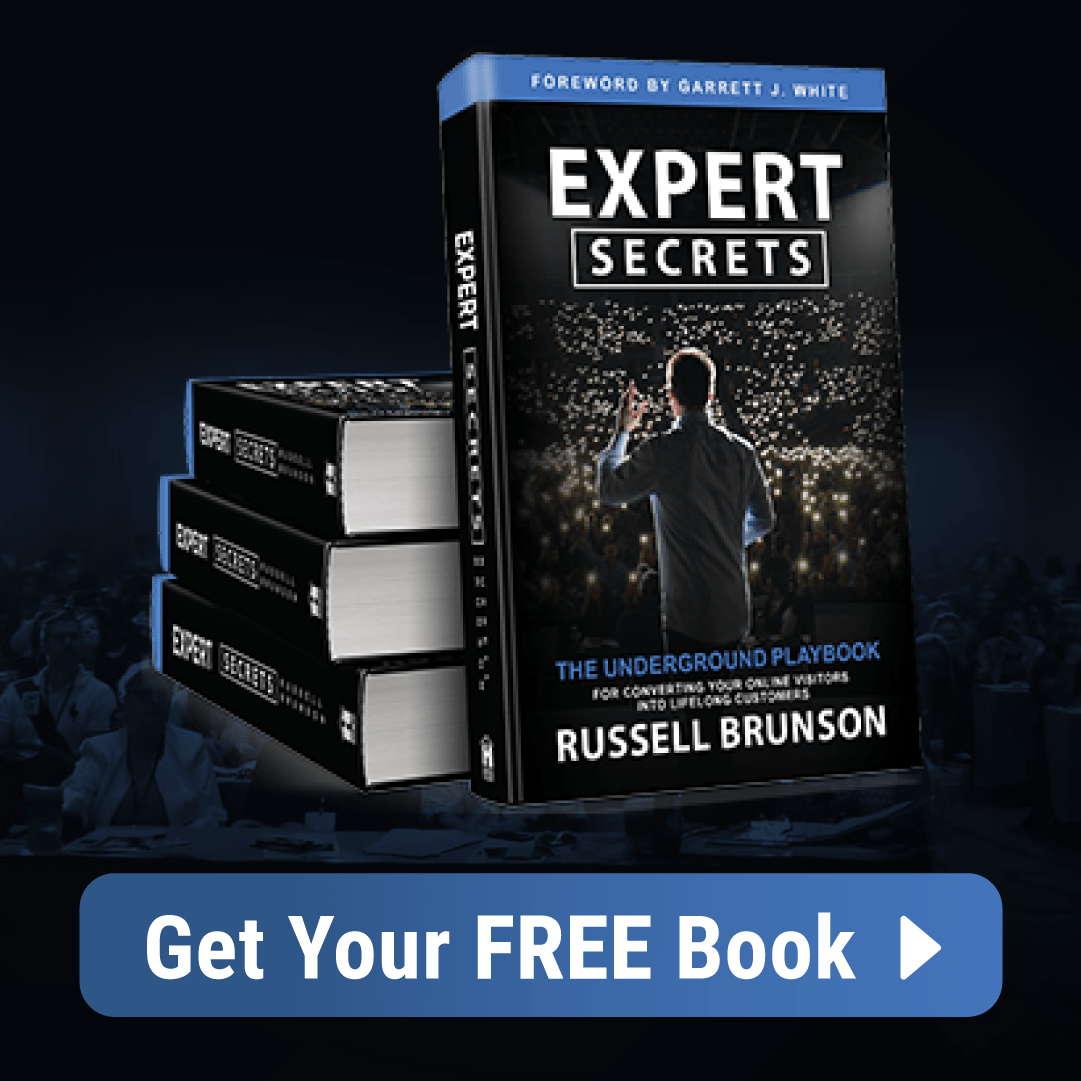Expert secret book of clickfunnel