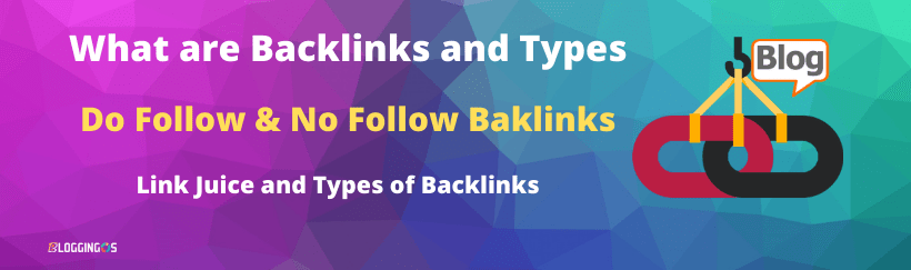 What are backlinks in SEO and types