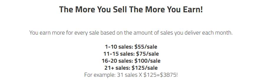 A2 Hosting affilaite program sales commission