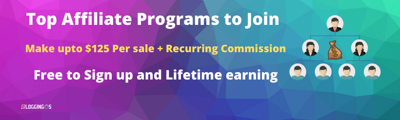 Top 10 Best Affiliate Programs to Join for High Comission Passive Income