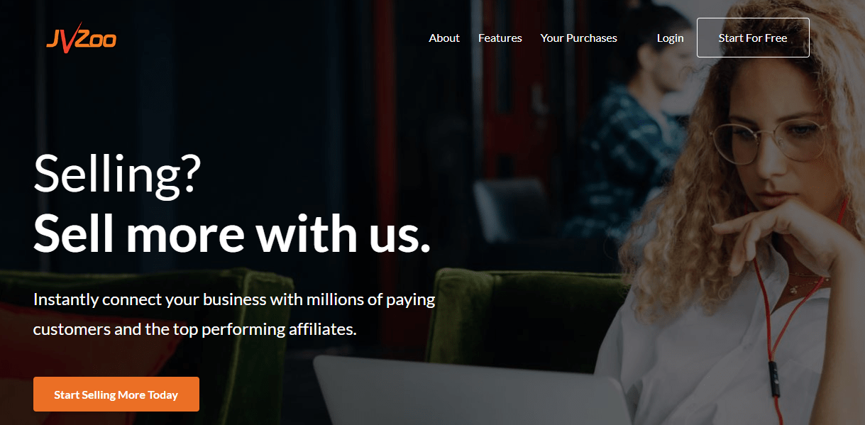 JVZoo affilaite marketplace