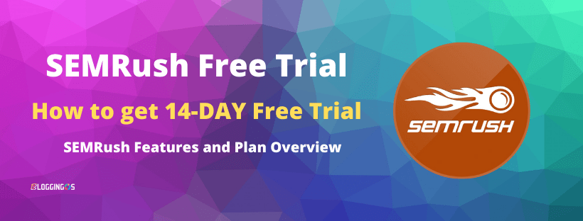 SEMRush Free trial : How to grab discount for Best seo tool