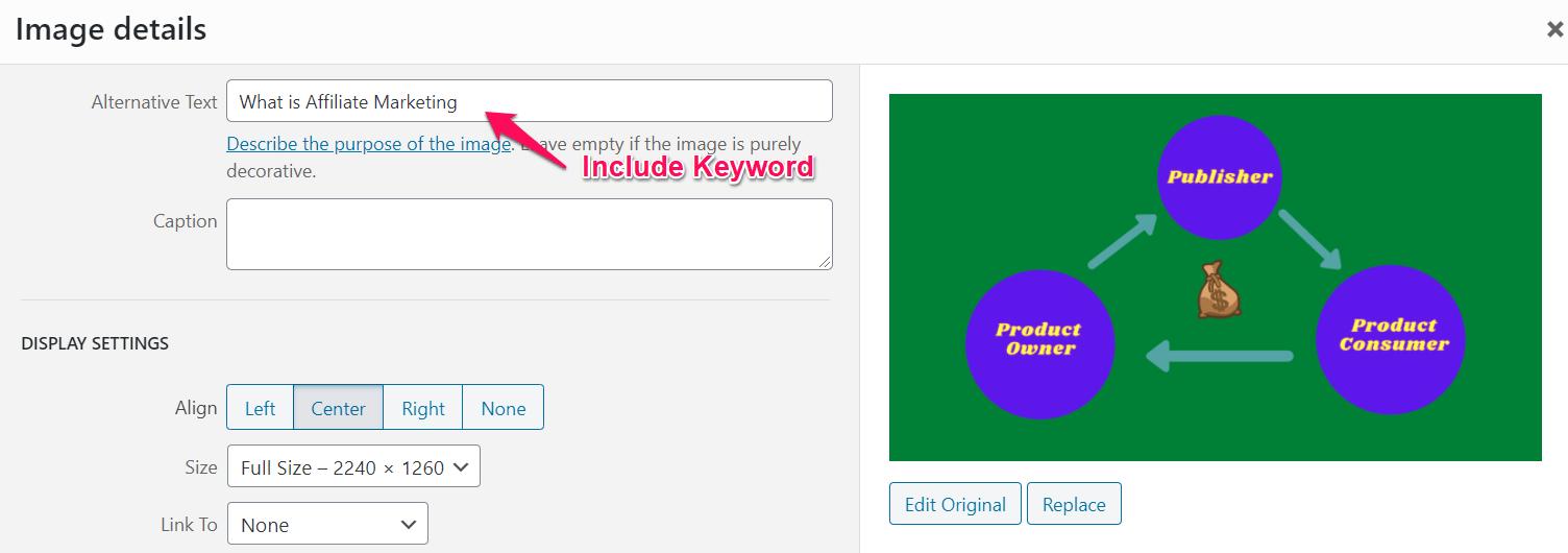 How to do image SEO