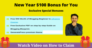 Mew year special bonus MR VYAS